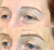 Permanent Makeup Results